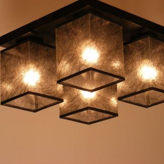 BASARI ceiling lights four