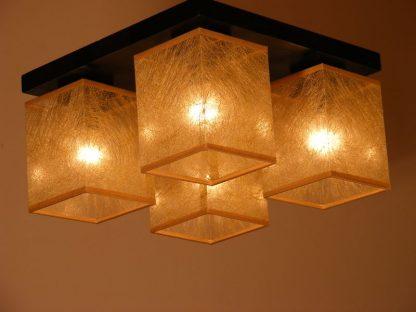 BASARI ceiling lights four