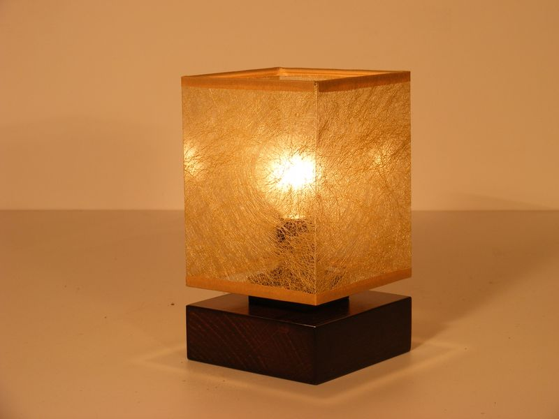 Small Wood Base Table Lamps Lamp Design Ideas